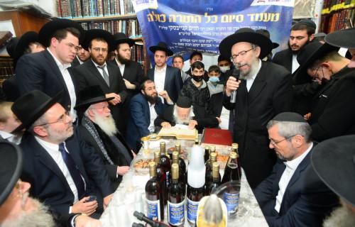 Siyum-by-Rabbi-Chaim-Kaniewsky